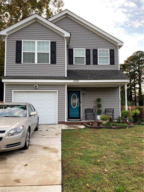 1300 Hoover Avenue Ave, Chesapeake, VA 23324 (#10287378) :: RE/MAX Central Realty