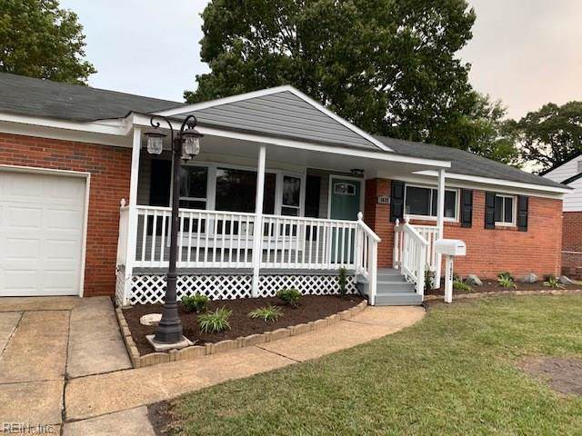 1632 Rich Ave, Norfolk, VA 23518 (#10287381) :: Berkshire Hathaway HomeServices Towne Realty