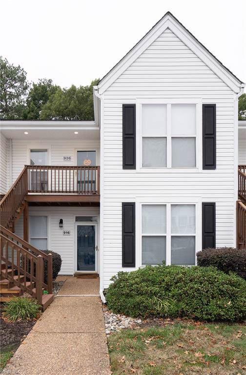 916 Ironwood Dr, York County, VA 23693 (#10287387) :: Abbitt Realty Co.