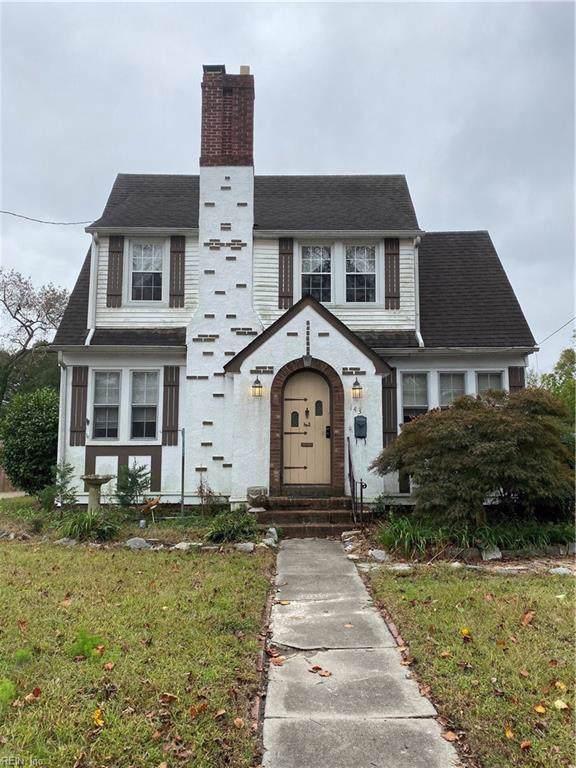 143 Grayson St, Portsmouth, VA 23707 (MLS #10287486) :: AtCoastal Realty