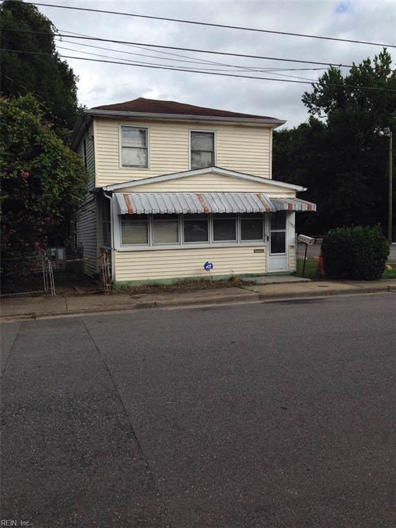 1322 30th St, Newport News, VA 23607 (#10287805) :: Kristie Weaver, REALTOR