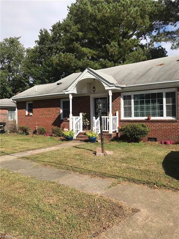 1019 Cambridge Ave, Portsmouth, VA 23707 (MLS #10287886) :: Chantel Ray Real Estate