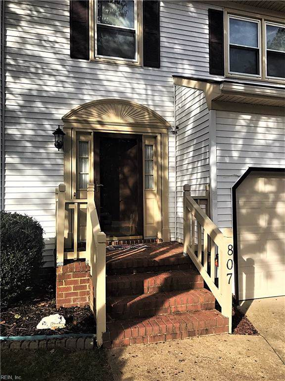 807 Marquette Ct, Newport News, VA 23602 (#10288219) :: Upscale Avenues Realty Group