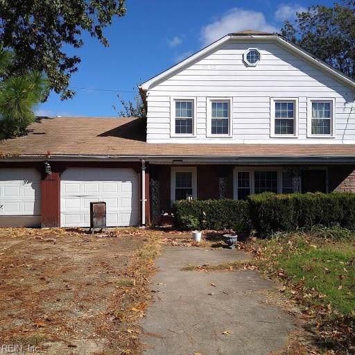 614 Quincy St, Hampton, VA 23661 (#10288321) :: Berkshire Hathaway HomeServices Towne Realty
