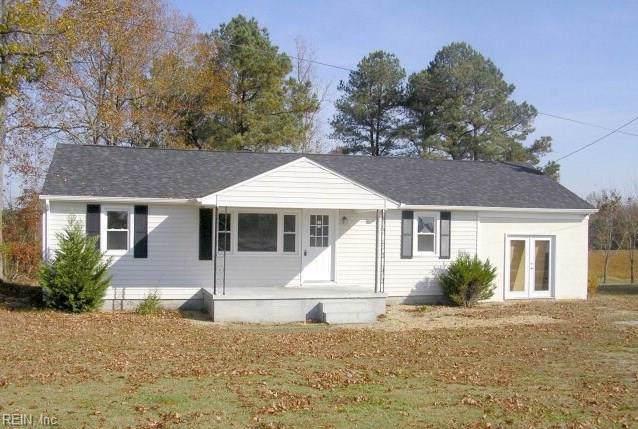 4025 Sheffield Dr, Southampton County, VA 23847 (#10288565) :: Rocket Real Estate