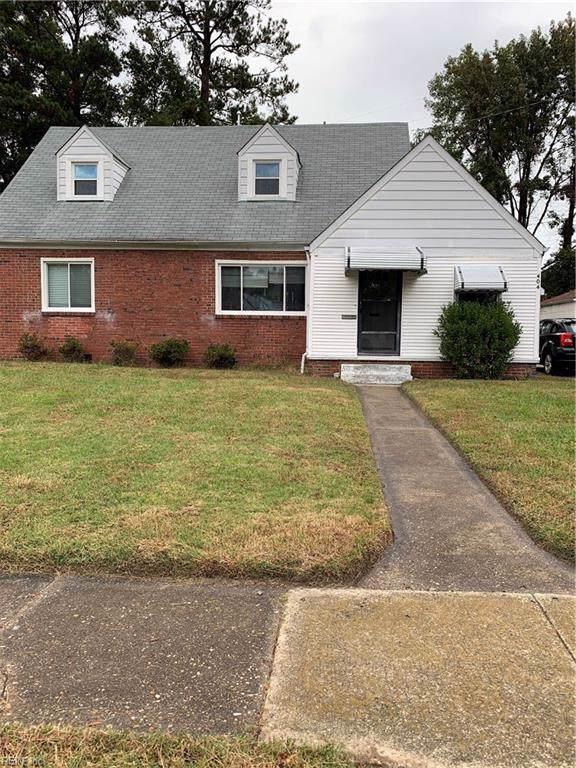 404 Bradford Ave, Norfolk, VA 23505 (#10288581) :: Atkinson Realty