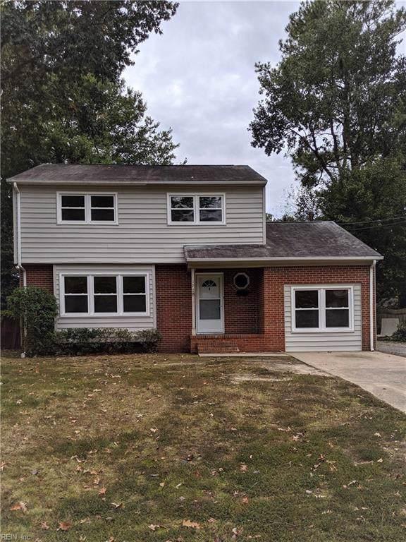 127 Gwynn Cir, Newport News, VA 23602 (#10288584) :: RE/MAX Central Realty