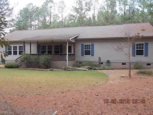 26033 Guy Place Rd, Southampton County, VA 23837 (#10288603) :: Rocket Real Estate