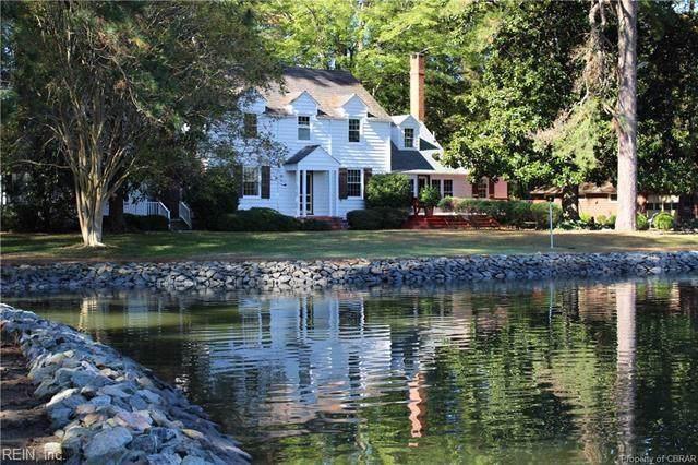 331 Thurston Rd, Mathews County, VA 23109 (#10288619) :: Abbitt Realty Co.