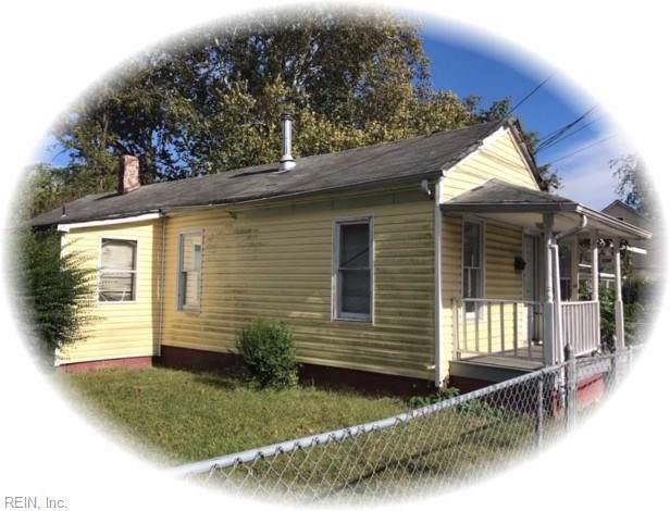 3302 Oak Ave, Newport News, VA 23607 (#10288666) :: Kristie Weaver, REALTOR