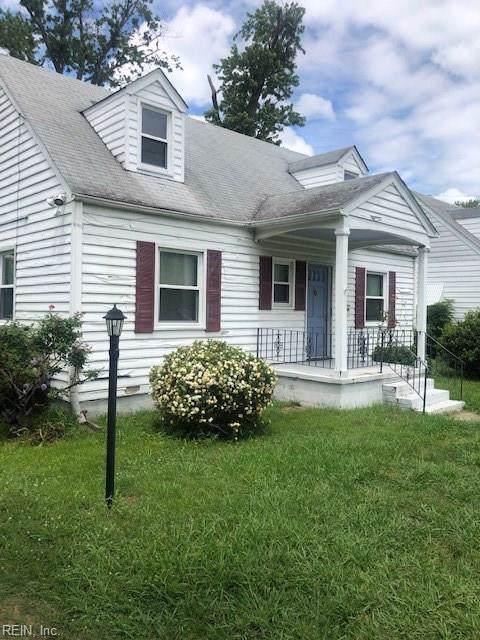 33 E Mercury Blvd, Hampton, VA 23669 (#10288772) :: Upscale Avenues Realty Group