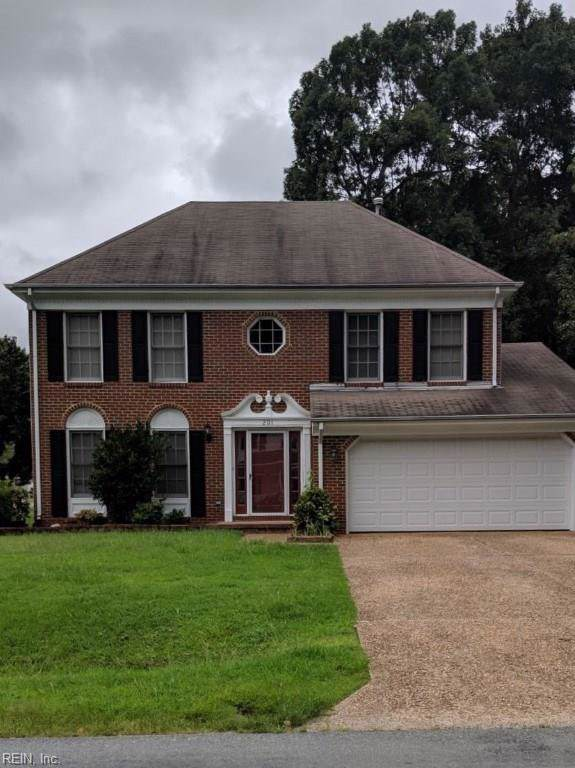 201 Peachtree Ln, York County, VA 23693 (#10288993) :: Rocket Real Estate
