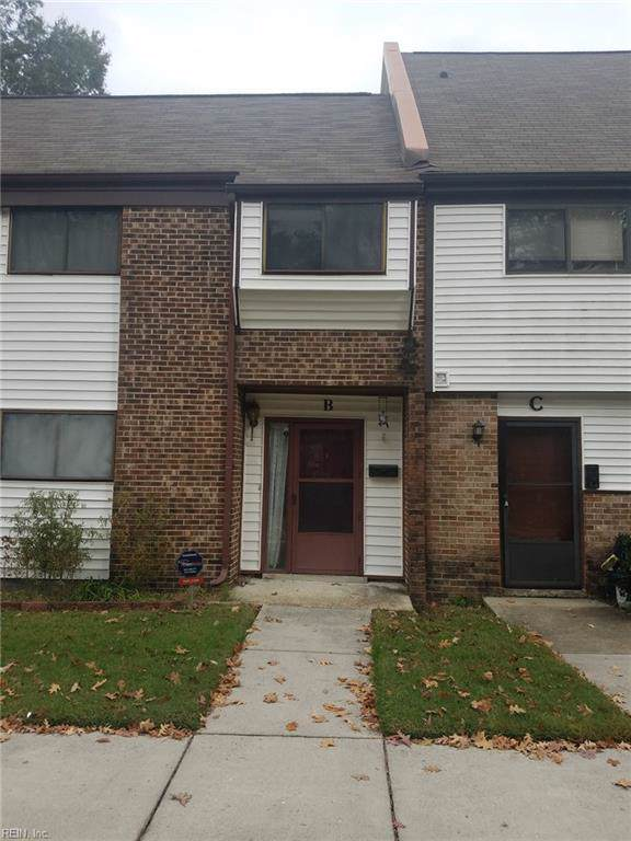 125 Windsor Pines Way B, Newport News, VA 23608 (#10289015) :: Upscale Avenues Realty Group