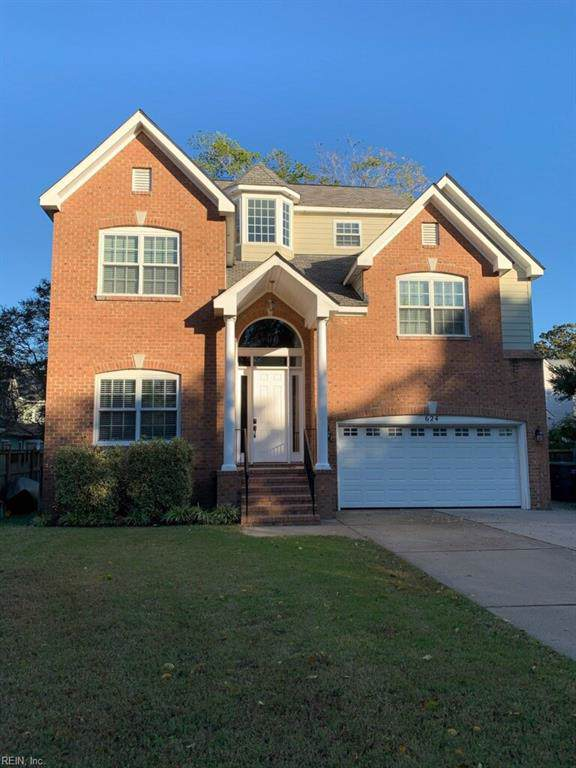 624 Plymouth Cres, Norfolk, VA 23508 (#10289109) :: Upscale Avenues Realty Group