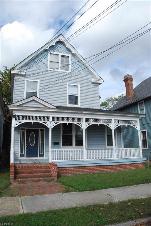 934 Ann St, Portsmouth, VA 23704 (#10289222) :: Berkshire Hathaway HomeServices Towne Realty