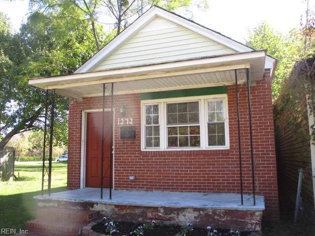 1272 Courtney Ave, Norfolk, VA 23504 (#10289284) :: Austin James Realty LLC