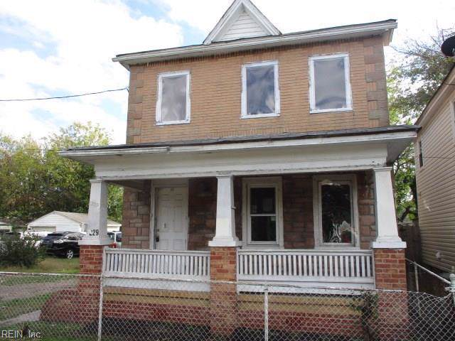 1229 Portsmouth Blvd, Portsmouth, VA 23704 (#10289332) :: Rocket Real Estate