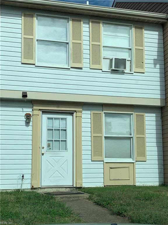 17 Christine Ct, Hampton, VA 23666 (#10289389) :: Abbitt Realty Co.