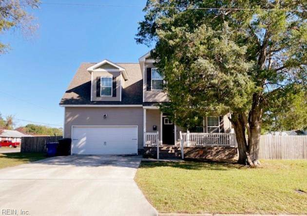 701 Amelia Ave, Portsmouth, VA 23707 (#10290096) :: Berkshire Hathaway HomeServices Towne Realty