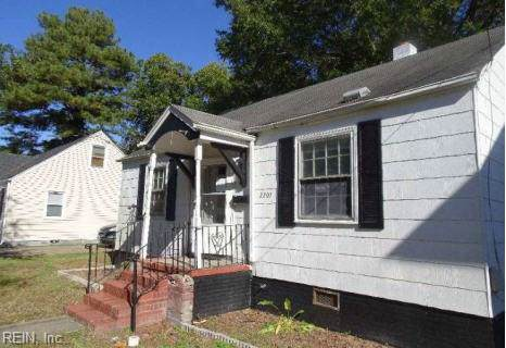 2201 Evergreen Pl, Portsmouth, VA 23704 (#10290215) :: Rocket Real Estate