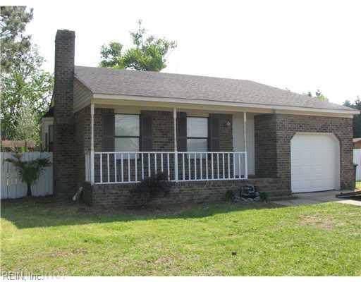 1141 Battlefield Blvd N, Chesapeake, VA 23320 (MLS #10290466) :: Chantel Ray Real Estate
