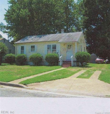 106 Hickory Hill Rd, Hampton, VA 23666 (MLS #10290711) :: Chantel Ray Real Estate