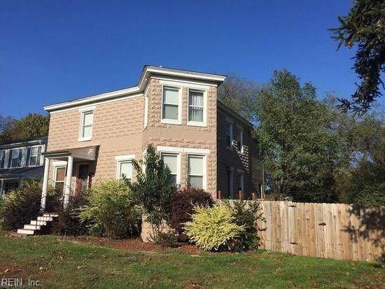 44 Claremont Ave, Hampton, VA 23661 (#10290862) :: Berkshire Hathaway HomeServices Towne Realty