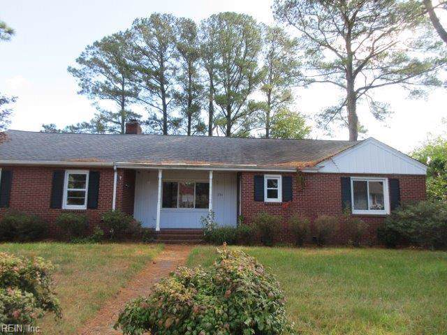 238 Faulk Rd, Norfolk, VA 23502 (#10290957) :: RE/MAX Central Realty
