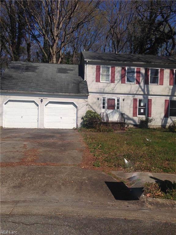 114 Quaker Rd, Hampton, VA 23669 (#10291089) :: Berkshire Hathaway HomeServices Towne Realty