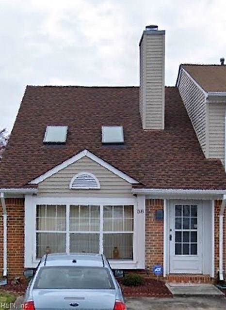 38 Riverchase Dr, Hampton, VA 23669 (#10291353) :: Rocket Real Estate