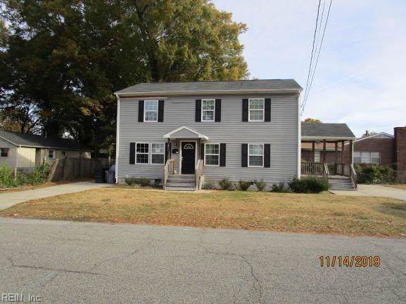 402 Greenbriar Ave, Hampton, VA 23661 (#10291848) :: Berkshire Hathaway HomeServices Towne Realty