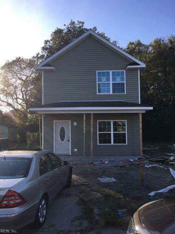 409 Saint James Ave, Suffolk, VA 23434 (#10292101) :: Momentum Real Estate