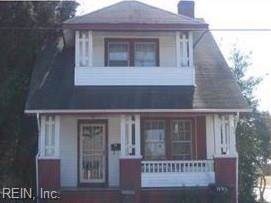 1145 Blair St, Portsmouth, VA 23704 (#10292103) :: Berkshire Hathaway HomeServices Towne Realty