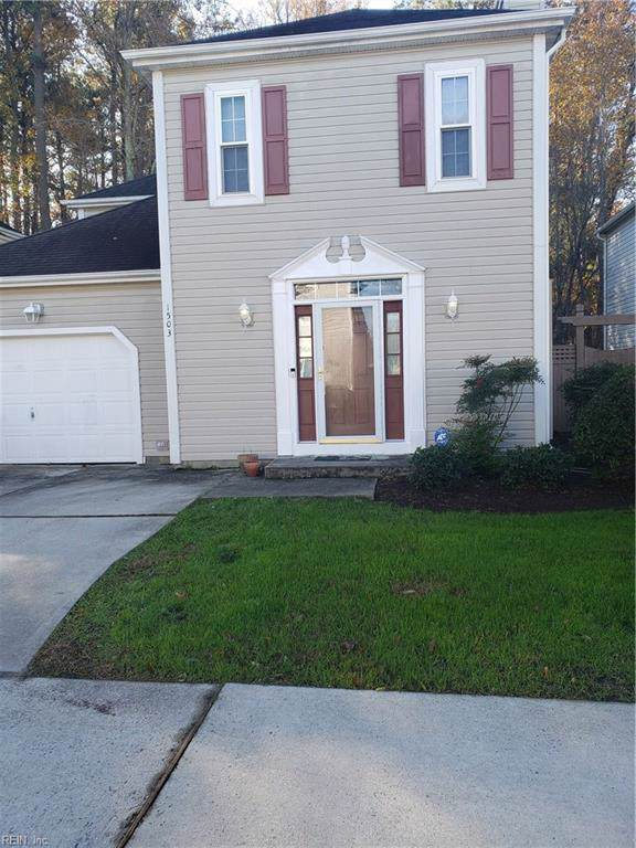 1503 Tallwood Cir, Chesapeake, VA 23320 (MLS #10292391) :: Chantel Ray Real Estate