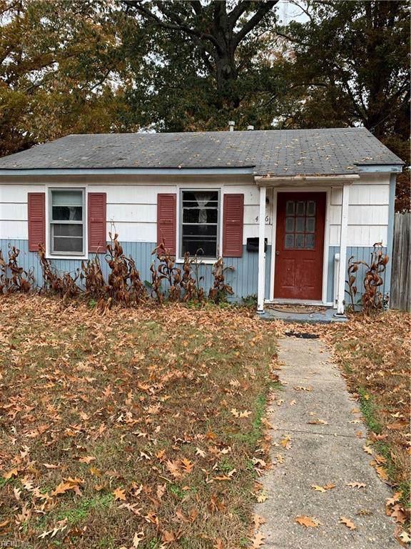 426 Ford Rd, Hampton, VA 23663 (#10292398) :: Abbitt Realty Co.