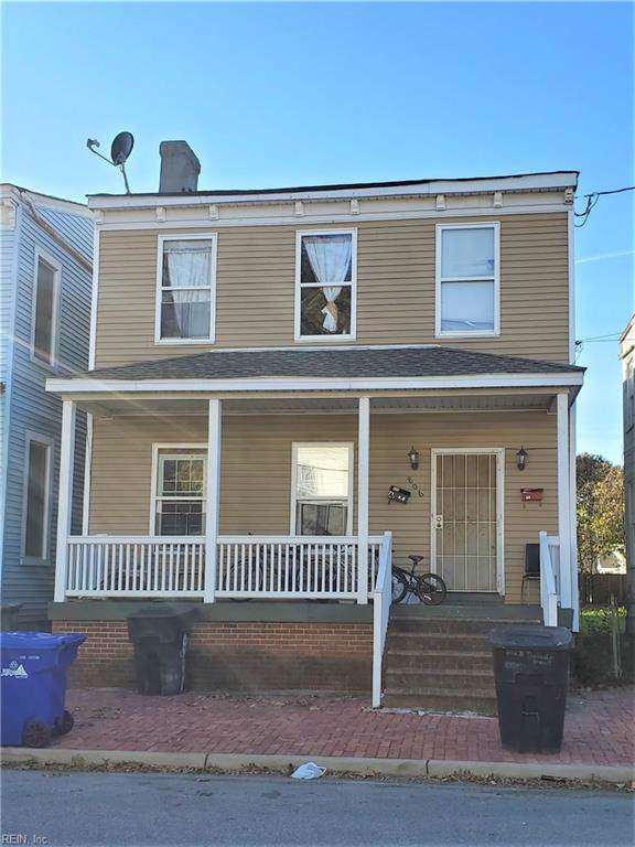 806 Dinwiddie St, Portsmouth, VA 23704 (MLS #10292450) :: Chantel Ray Real Estate