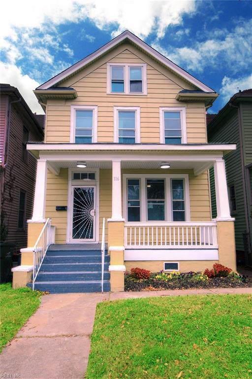 116 Hough Ave, Norfolk, VA 23523 (#10292619) :: Abbitt Realty Co.