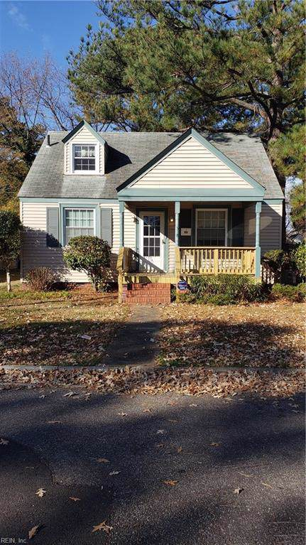 318 Idlewood Ave, Portsmouth, VA 23704 (#10292984) :: Berkshire Hathaway HomeServices Towne Realty