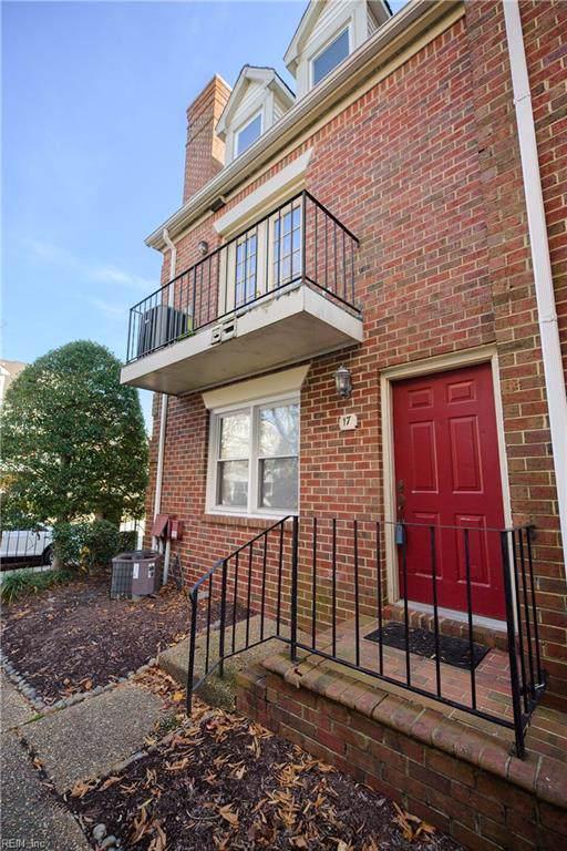 17 Academy Ln, Hampton, VA 23669 (#10293004) :: Upscale Avenues Realty Group