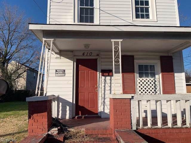 410 Oak St, Portsmouth, VA 23704 (#10294557) :: Berkshire Hathaway HomeServices Towne Realty