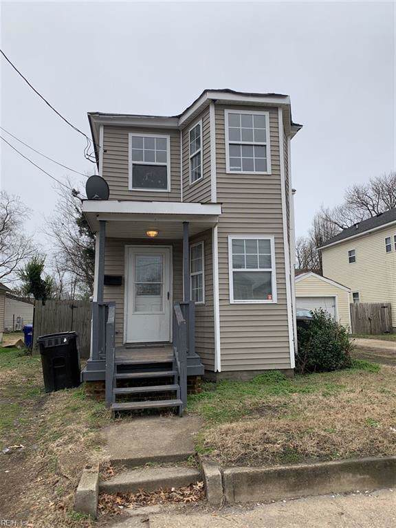 2808 Elm Ave, Portsmouth, VA 23704 (#10295237) :: Upscale Avenues Realty Group
