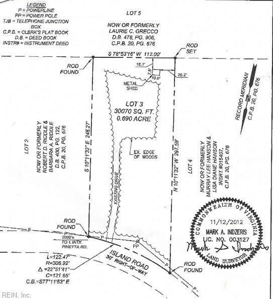 3104 Island Rd, Gloucester County, VA 23061 (#10295242) :: Austin James Realty LLC