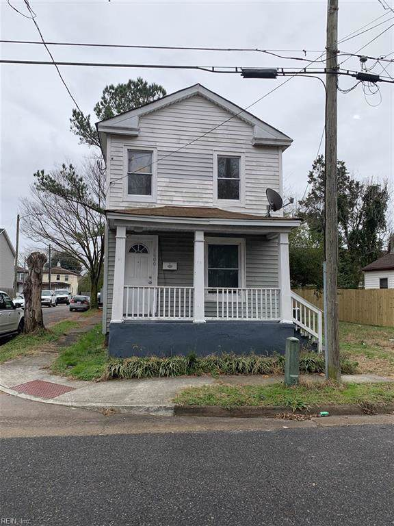 1600 Selden Ave, Norfolk, VA 23523 (MLS #10295288) :: Chantel Ray Real Estate