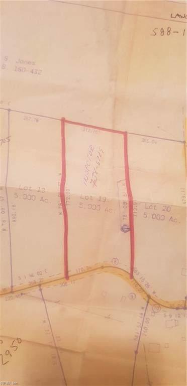 Lot 19 Wheatland Rd, Mecklenburg County, VA 23915 (MLS #10295647) :: Chantel Ray Real Estate