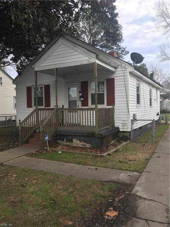 2705 Barclay Ave, Portsmouth, VA 23702 (#10295746) :: RE/MAX Central Realty