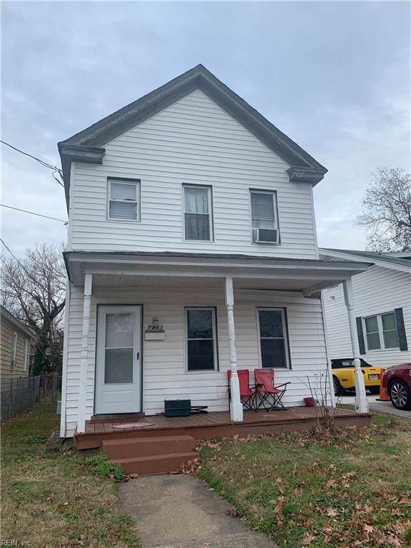 1351 25th St, Newport News, VA 23607 (#10295787) :: Upscale Avenues Realty Group