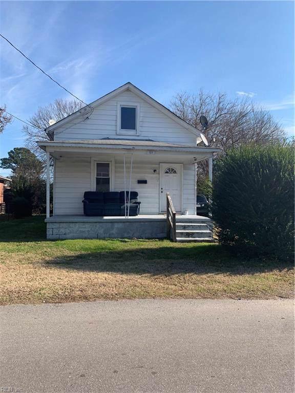 121 Wall St, Portsmouth, VA 23702 (MLS #10295977) :: Chantel Ray Real Estate