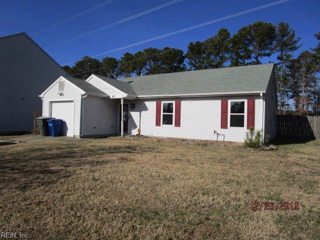 853 Wilderness Way, Newport News, VA 23608 (#10296274) :: Rocket Real Estate