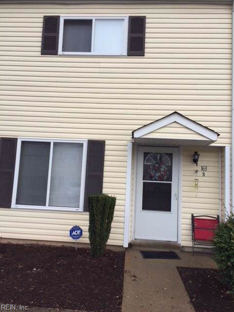 163 Jenness Ln B, Newport News, VA 23606 (#10296491) :: Kristie Weaver, REALTOR