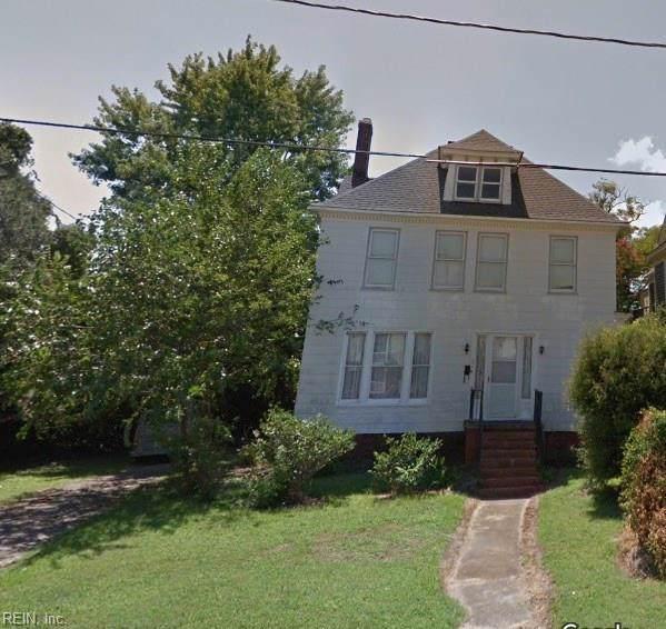 536 Settlers Landing Rd, Hampton, VA 23669 (#10296633) :: RE/MAX Central Realty
